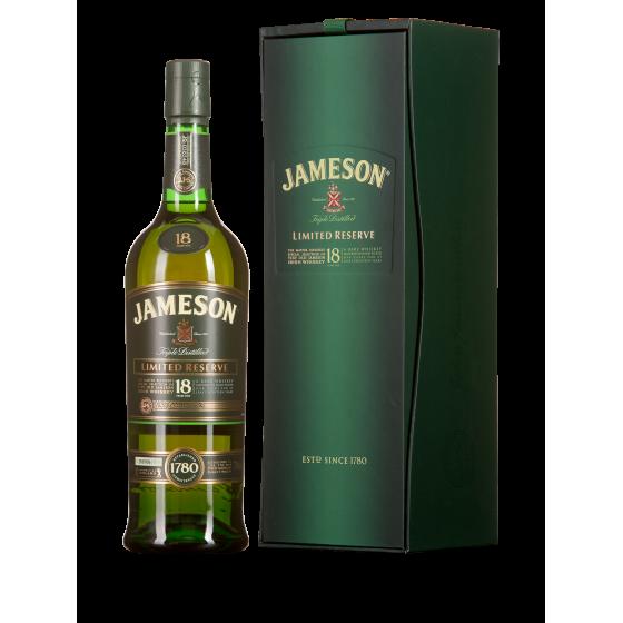 Whiskey JAMESON 18 ans