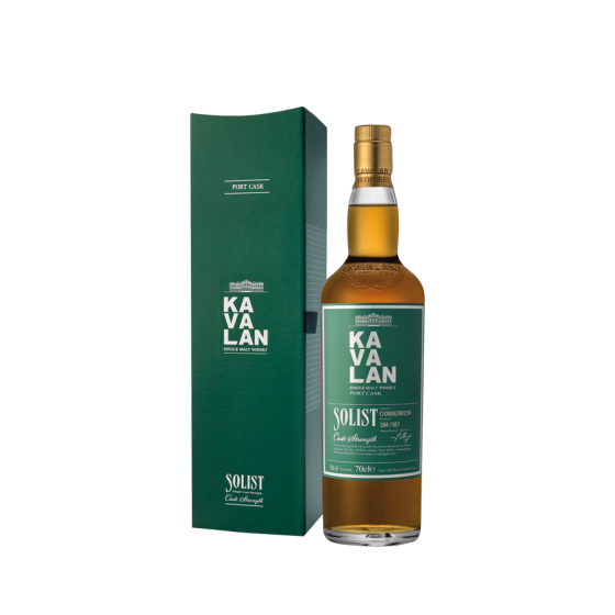 "Whisky Kavalan ""Port Cask"" Solist 58.60%"
