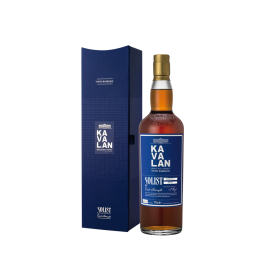 "Whisky Kavalan ""Vinho Barrique"" Solist 59.40%"