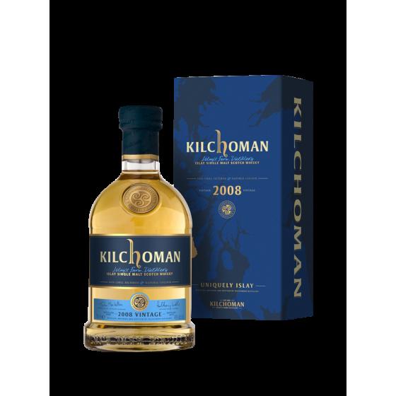 "Whisky Kilchoman ""7ans - 2008"""