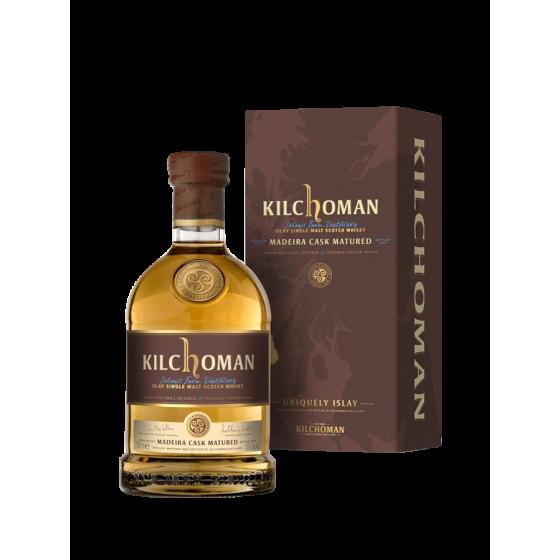 "Whisky Kilchoman ""Madeira Cask Matured"""