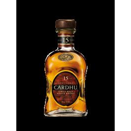 Whisky CARDHU 15 ans