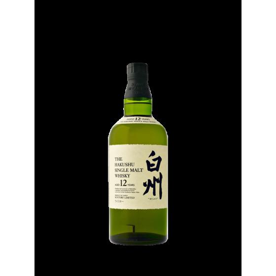 """Whisky Suntory """"Hakushu 12 ans"""""""