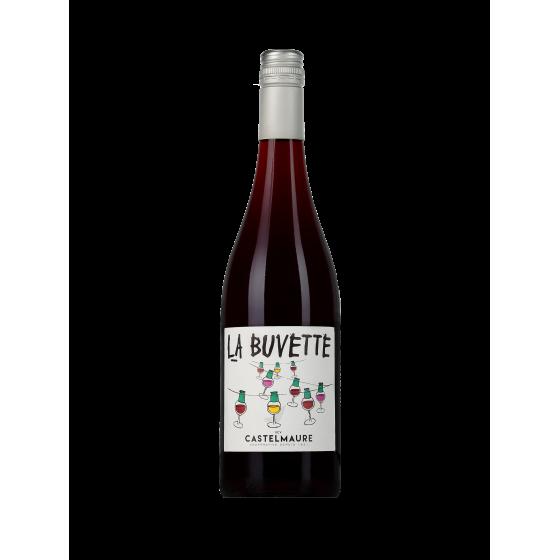 """Cave de Castelmaure  """"La Buvette""""  Rouge"""