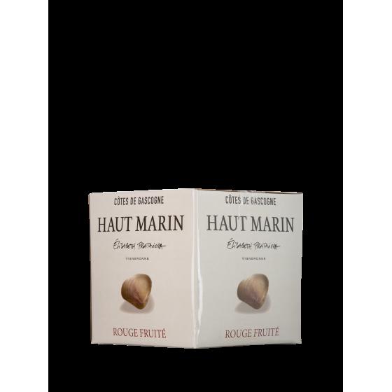 """Haut Marin """"Bib 5litres"""" Blanc Sec"""