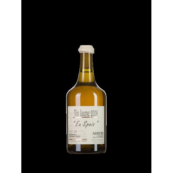 Domaine Stéphane Tissot  Vin Jaune  En Spois  Blanc sec  2009