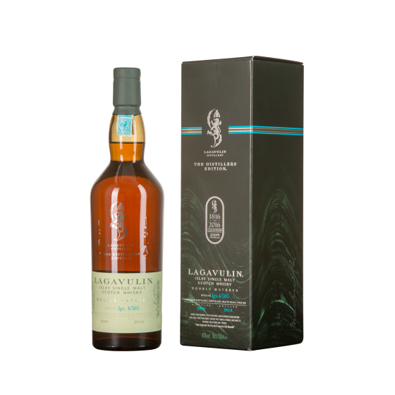 Distillerie LAGAVULIN  Double maturation 2003 Whisky