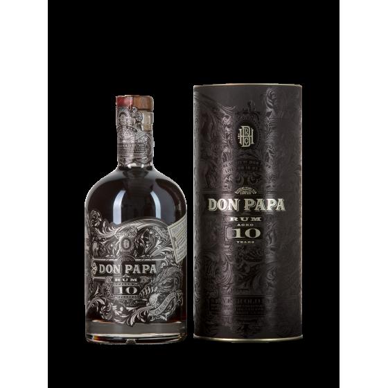 Rum Don Papa  Rhum Philippines 10 Ans