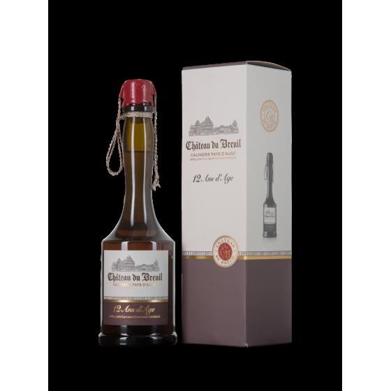 """Calvados Château du Breuil """"Réserve du Château 12 ans"""