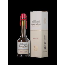 """Calvados Château du Breuil  """"Millésime 1998"""""""