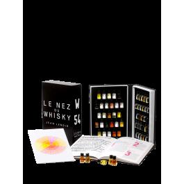 """Coffret Jean Lenoir - 54 Arômes """"Le Nez du Whisky"""""""