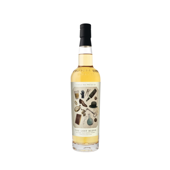 "Whisky Compass Box ""The Lost Blend"""