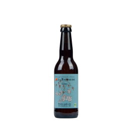 """Bière La Barbaude """"Cèze"""" 33cl"""