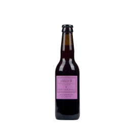 """Bière Helvii """"Myrtille"""" 33cl"""