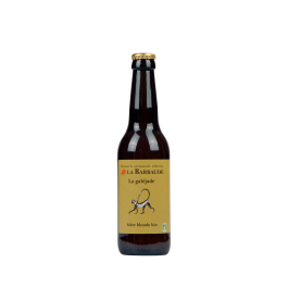 "Bière La Barbaude ""La Galéjade"" 33cl"