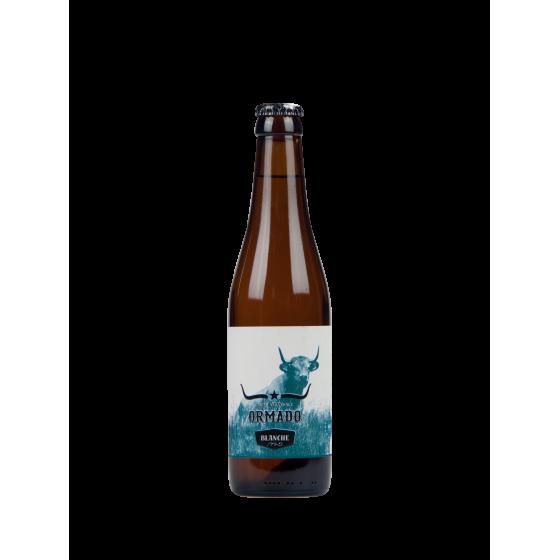 """Bière Ormado """"Blanche"""" 33cl"""