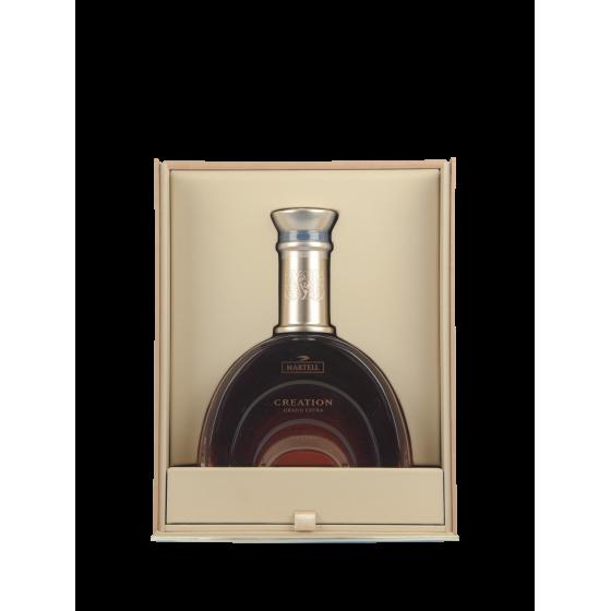 "Cognac Martell  ""Creation Grand Extra"""