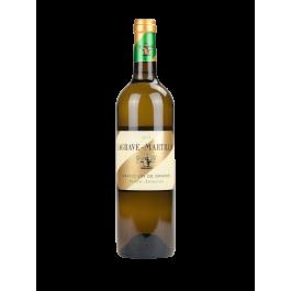 Château Lagrave Martillac Blanc 2014