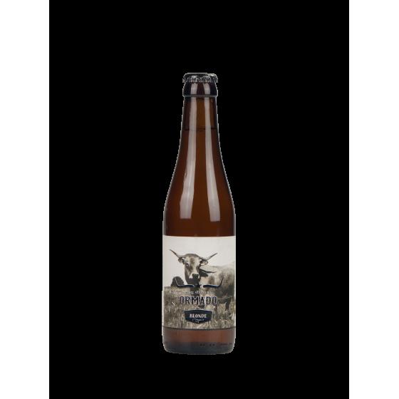 """Bière Ormado """"Blonde"""" 33cl"""