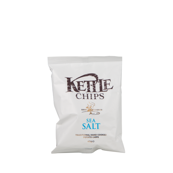 "Kettle Chips ""Sel Marin"" 40gr"