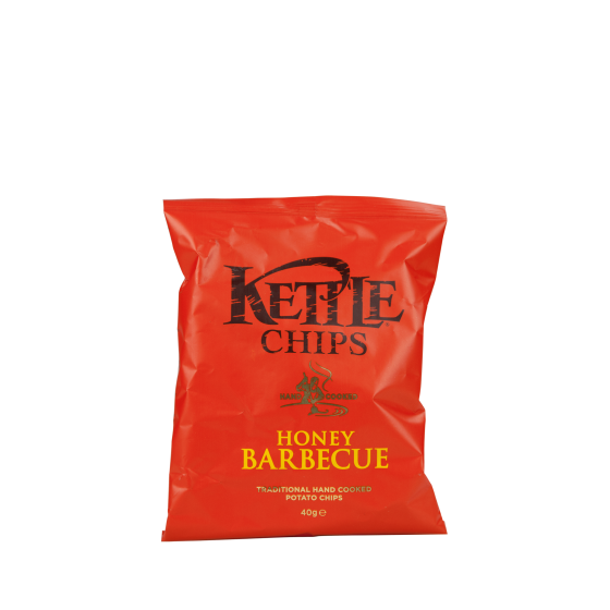"Kettle Chips ""Barbecue - Miel"" 40gr"