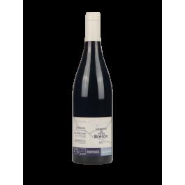 """Domaine Breton """"Les Galichets"""" Bourgueil  Rouge 2015"""