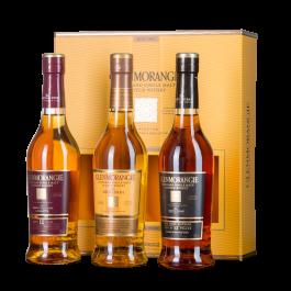 Whisky GLENMORANGIE Coffret 3 * 35 cl