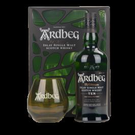 """Coffret Whisky Ardbeg """"Camouflage""""10 Ans"""