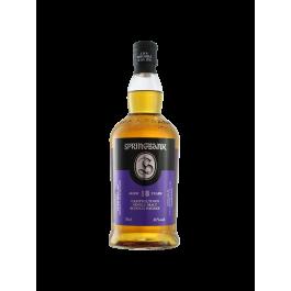 SPRINGBANK Whisky 18 ans