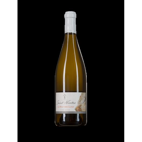 """Domaine Saint Nicolas """"Le Haut des Clous"""" Blanc sec 2016"""