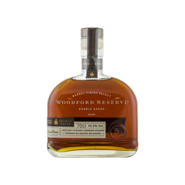 "Bourbon Labrot and Graham ""Woodford Réserve"" Double Oaked"