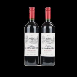 """Coffret vin Bordeaux """"Découverte du Cru Bourgeois"""""""