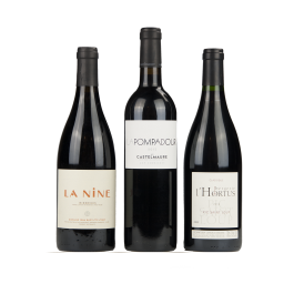 """Coffret vin Languedoc """"On dirait le Sud"""""""