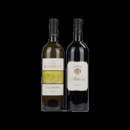 """Coffret vin Sud-Ouest """"Signé Alain Brumont"""""""
