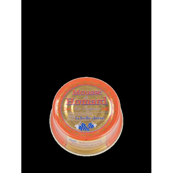 """La Belle-Iloise """"Tartinables Mousse de homard au cognac"""" 60 gr"""