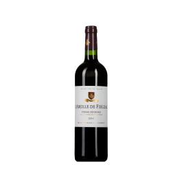 "Château Fieuzal  ""L'abeille de Fieuzal""  Rouge 2015"
