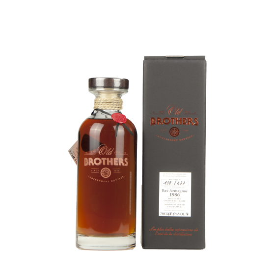 Armagnac Old Brothers 1986