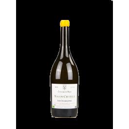 """Clos des Vignes du Maynes """"Les chassagnes"""" Magnum Blanc sec  2015"""