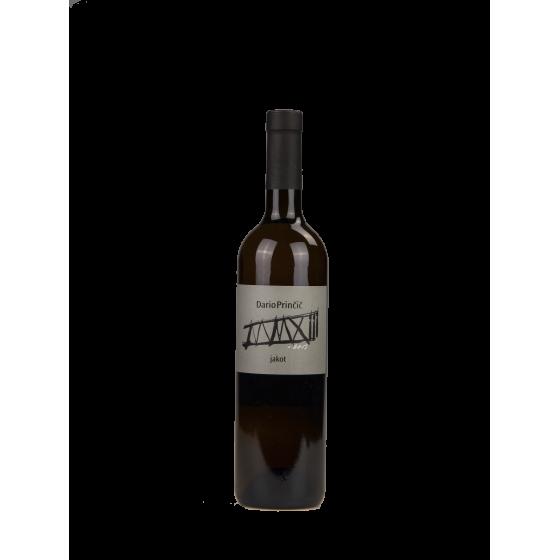 """Dario Princic """"Jackot"""" Blanc Sec 2013"""