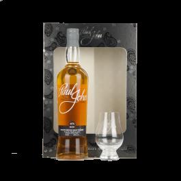 "Whisky ""Coffret Paul John Bold + 2 verres"""
