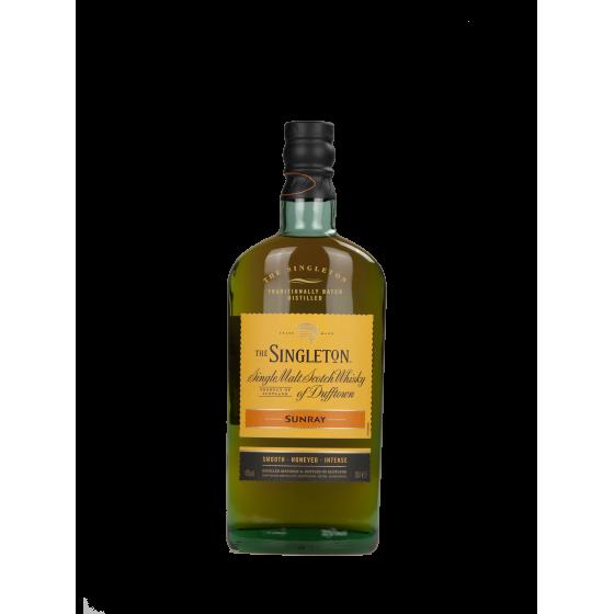 "The Singleton of Dufftown ""Sunray"" Whisky"