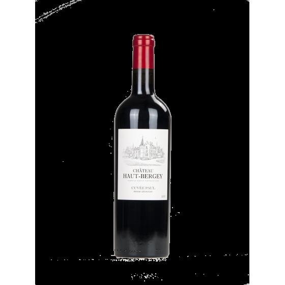 """Château Haut-Bergey """"Cuvée Paul"""" Rouge 2015"""