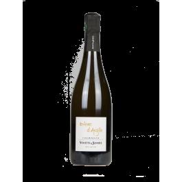 """Champagne Vouette & Sorbee """"Blanc d'Argile"""" Extra Brut Blanc de Blancs"""
