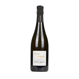 """Champagne Vouette & Sorbee """"Blanc d'Argile"""" Magnum Extra Brut Blanc de Blancs"""