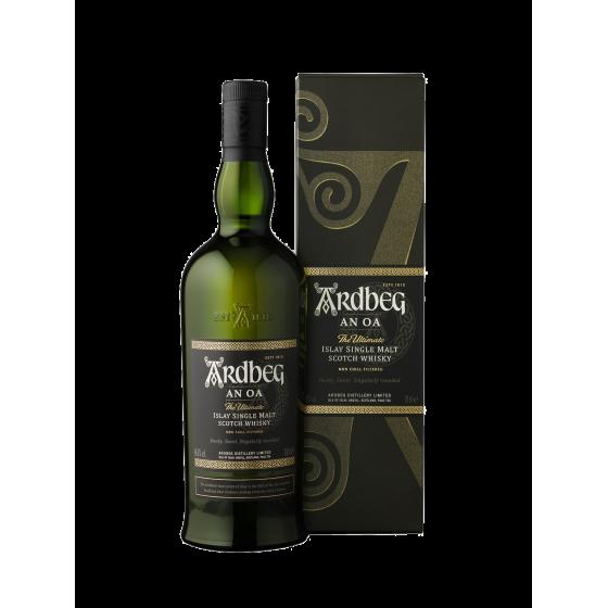 """Whisky ARDBEG """"An Oa"""""""