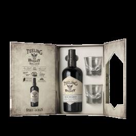 Coffret Whisky coffret Teeling Small Batch + 2 verres