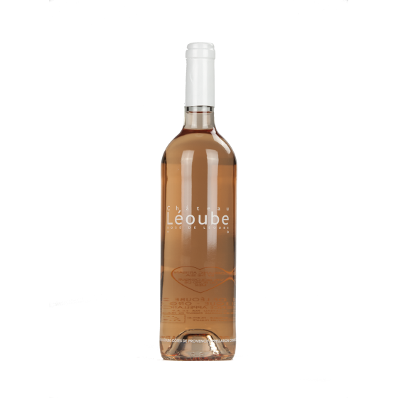 """Château Léoube """"Côtes de Provence"""" Rosé Magnum 2016"""