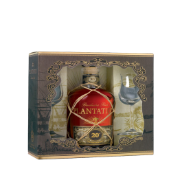 Coffret Rhum Plantation 20th Anniversary