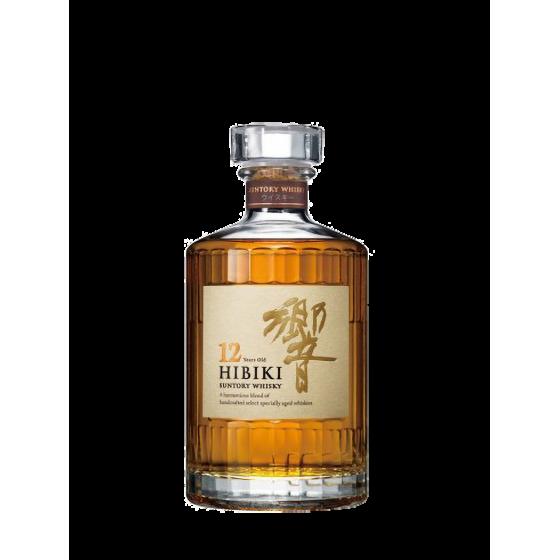"""Whisky Suntory """"Hibiki 12 ans"""" 50 cl"""
