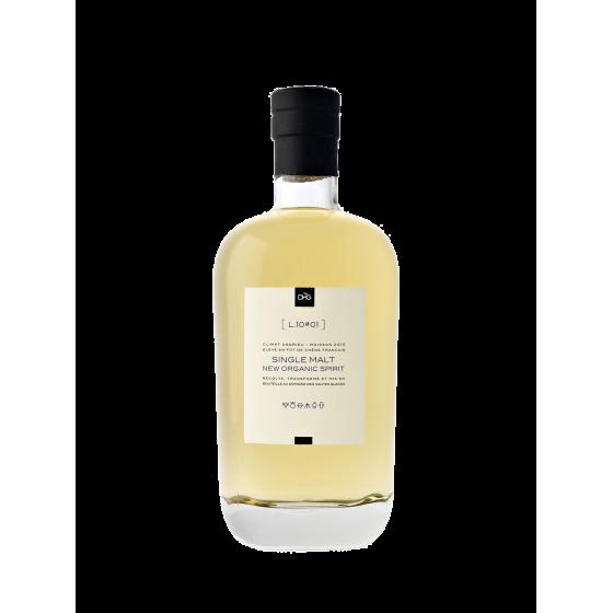 "Whisky Domaine Des Hautes Glaces ""New Organic Spirit"""